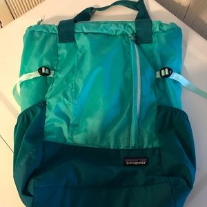Patagonia Lightweight Travel Tote/Backpack